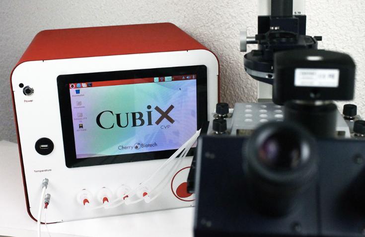 Cubix-3D-Adipocyte-Culture-Microphysiologcal-Controller